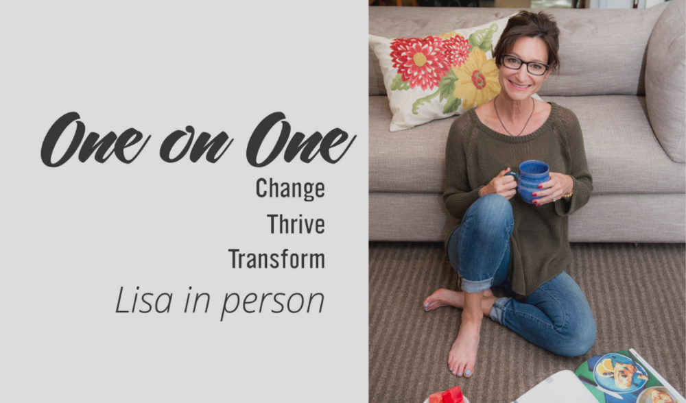 Copy of Working with Lisa ONE-on-ONE