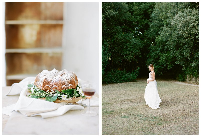 Italy Bridal Inspiration