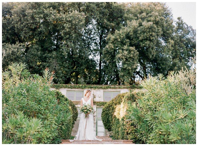 Italian Bridal Photographer
