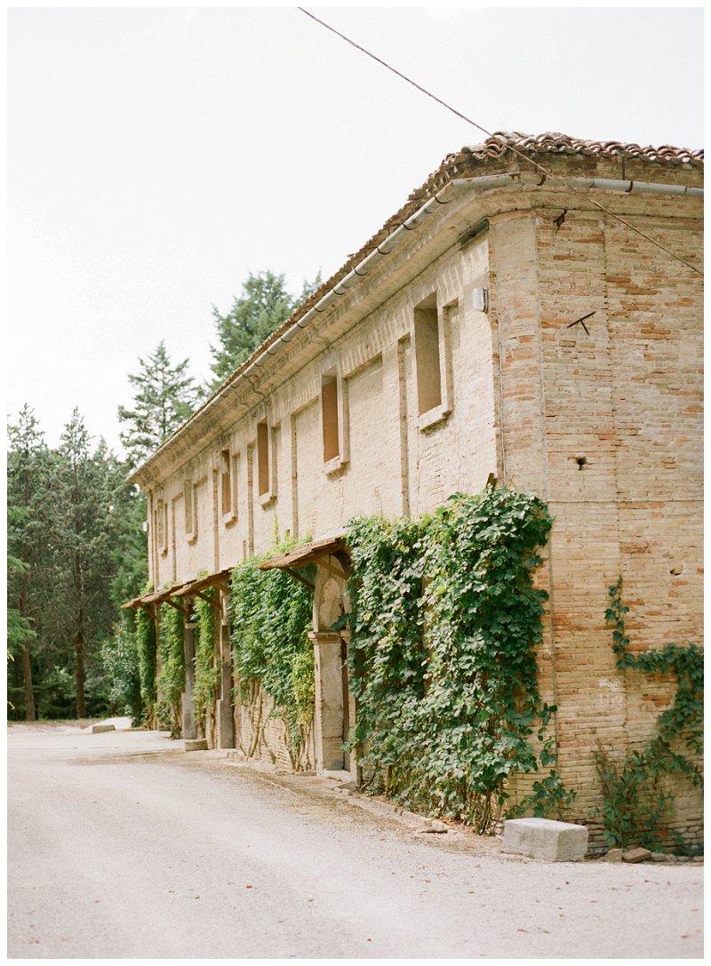 Wedding Venue in Italy