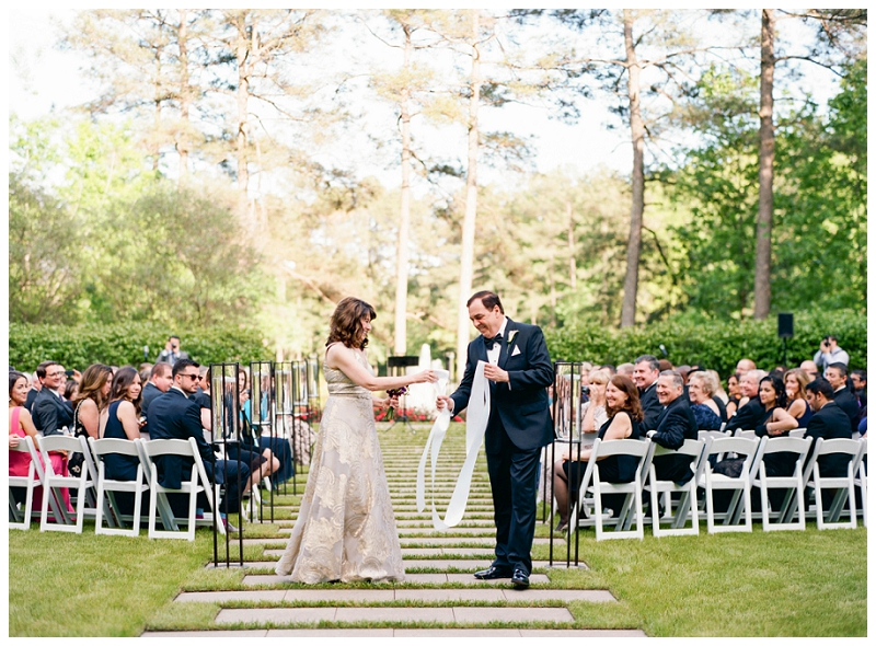 Raliegh Wedding Ceremony