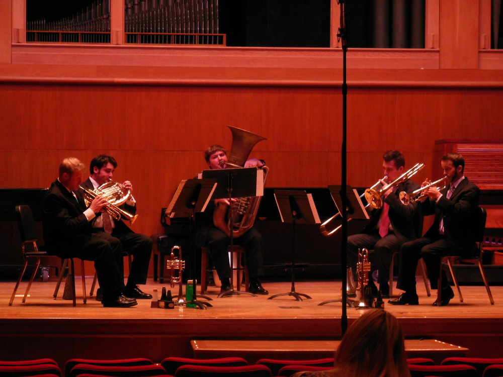 City Limits Brass Quintet