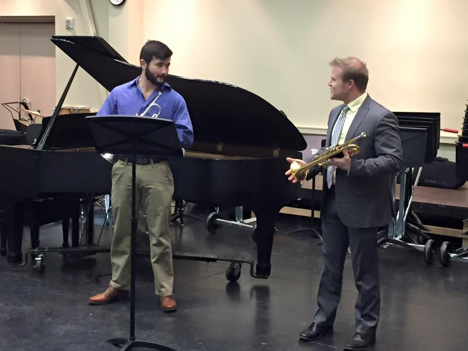 Masterclass at Tulsa Community College