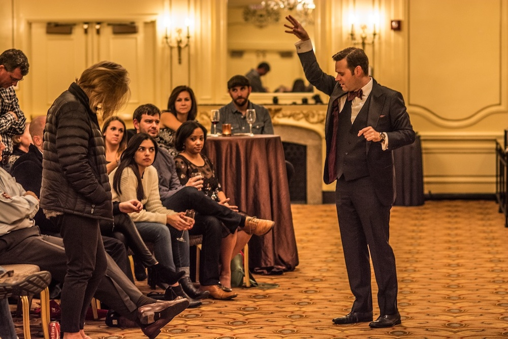 Dennis Watkins Chicago Magician Extraordinaire