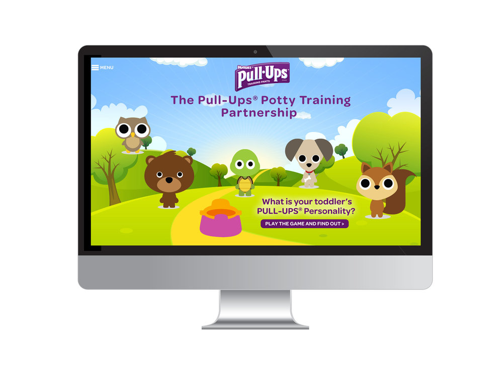 Home Page, Huggies Pull-Ups Potty Partnership =)