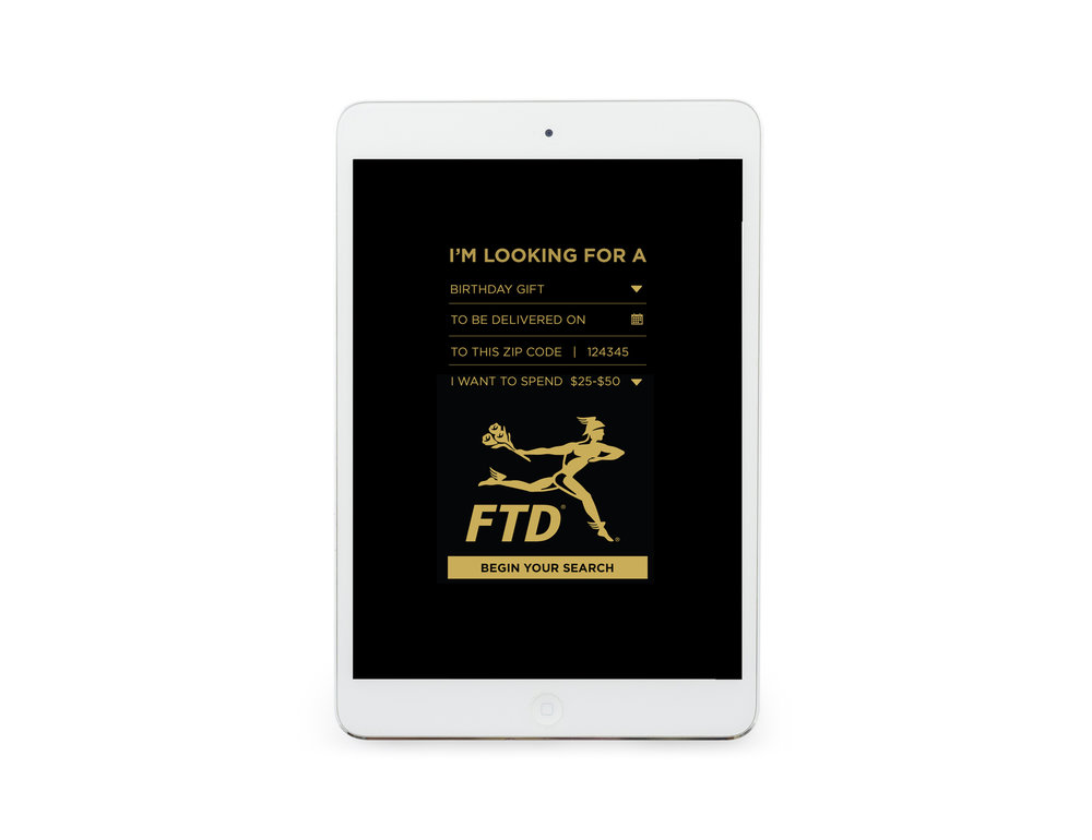 FTD, In-Store Florist Directory App