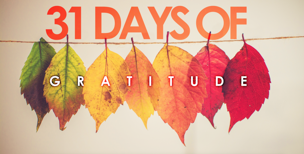 Click image to download the  31 Days of Gratitude Challenge!