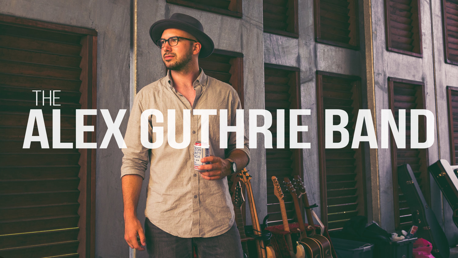 THE ALEX GUTHRIE BAND