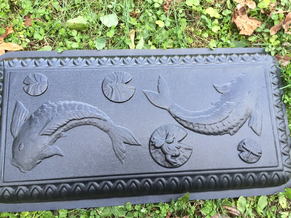 Koi Bench Mold