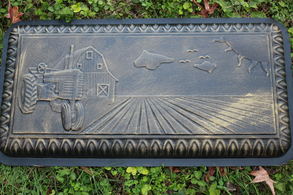 Tractor Bench mold