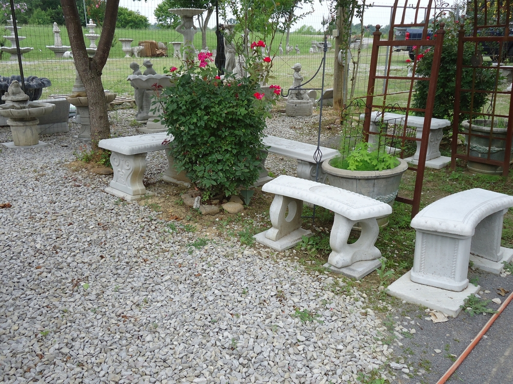Concrete Garden Bench Molds For Sale Starting As Low As $50.00 Buy Yours  Today. New Bench Mold Designs Every Year.