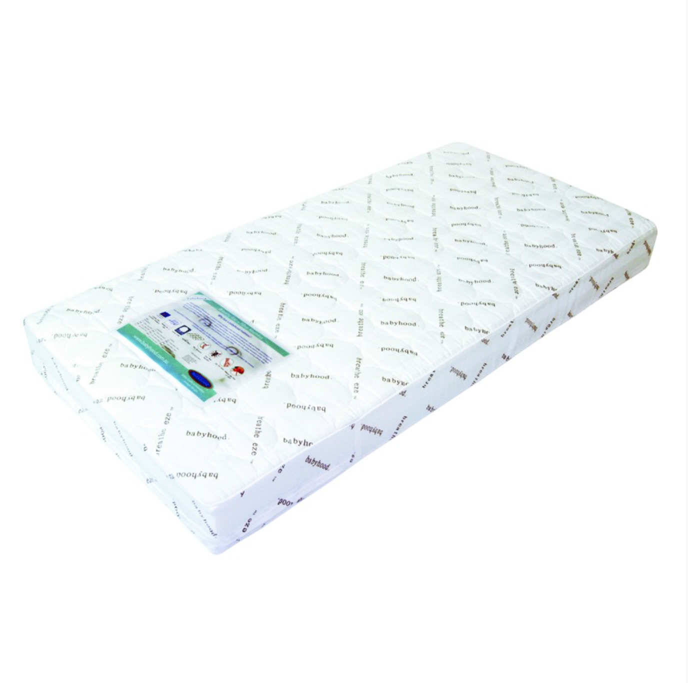 mattress png. Cot Mattress Breathe Eze 1200 X 600.png Png