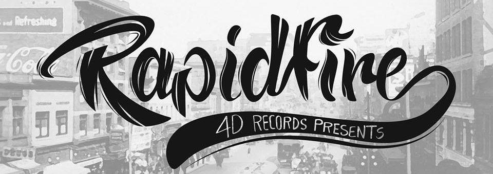 "4D Records Launches ""Rapidfire"" Brand"