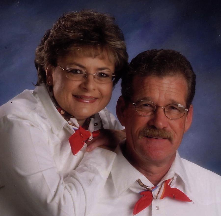 Ronny & Jackie Hickman