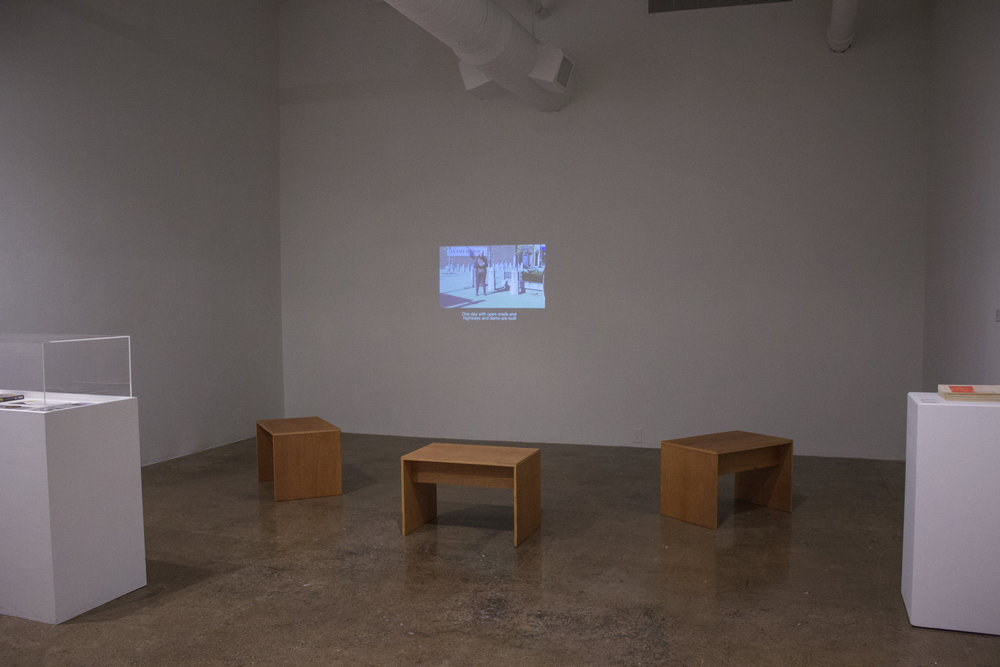 Contrapoder #1, 2017 HD Video - image from Monarchs at Blue Star Contemporary, San Antonio, TX
