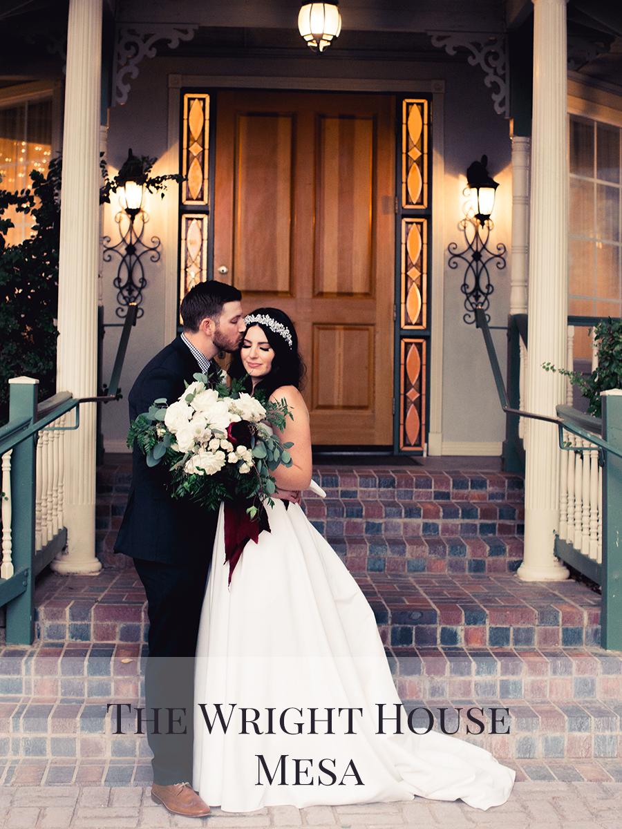 Peaches & Twine Photography Fine Art Film Wedding Destination Photographers Gerdes Wedding The Wright House Chandler Arizona Phoenix Wedding Photographers