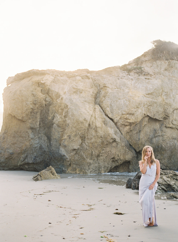 Charlotta - El Matador Beach Malibu - Peaches & Twine Fine Art Film Photography -67.jpg