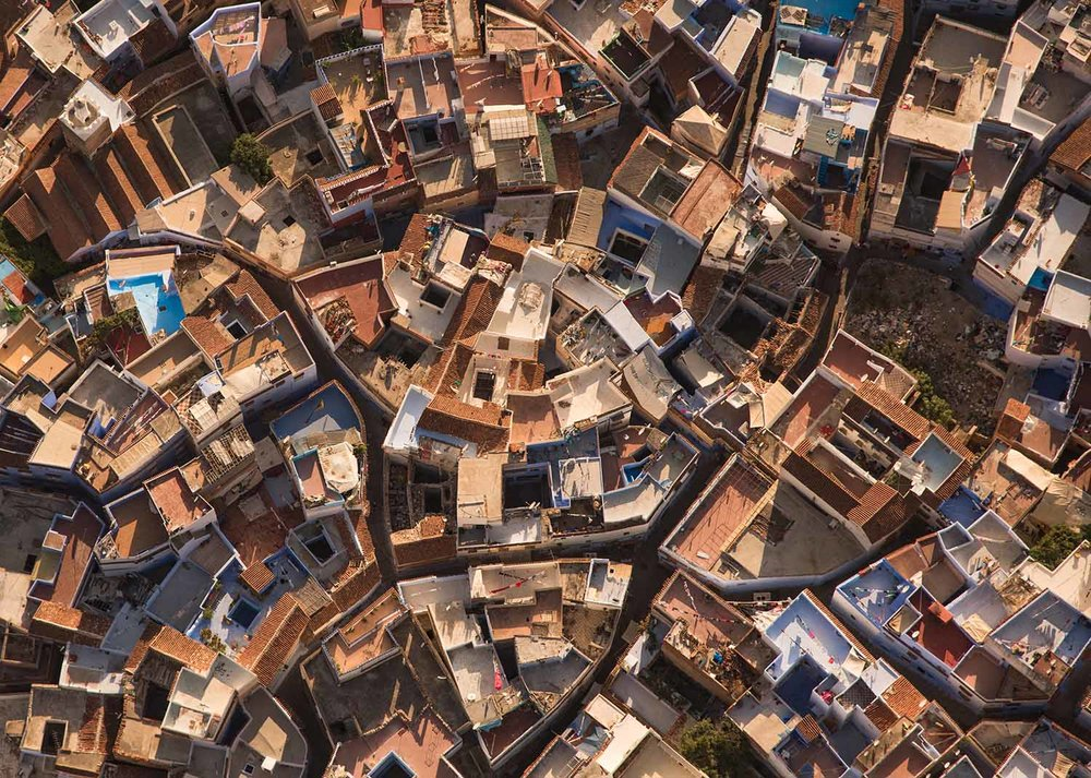 Moroccan Tesselation