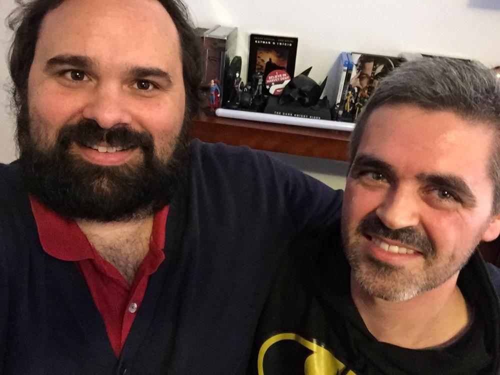 António Araújo e José Crespo