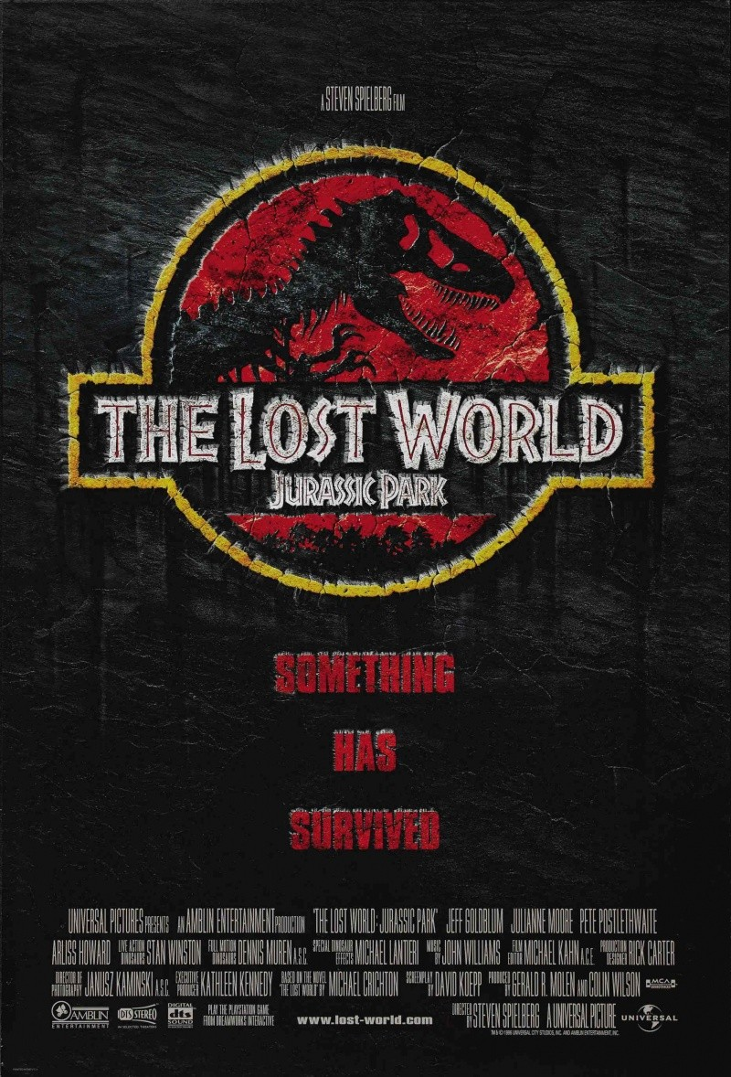 O Mundo Perdido: Jurassic Park (1997)