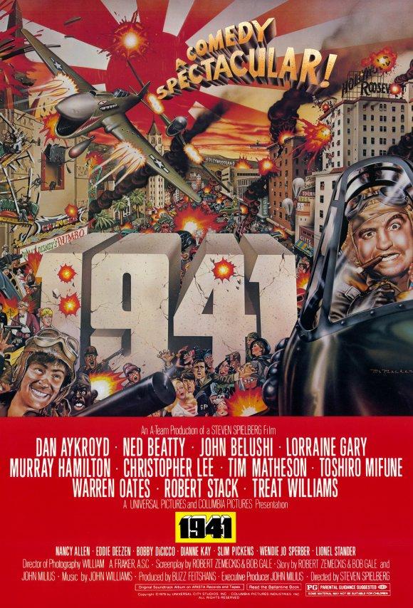 #26 1941 - Ano Louco em Hollywood (1971)