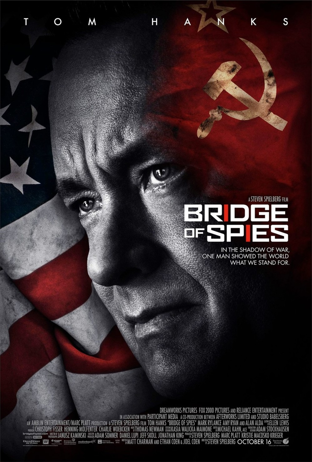 #16 A Ponte dos Espiões (2015)