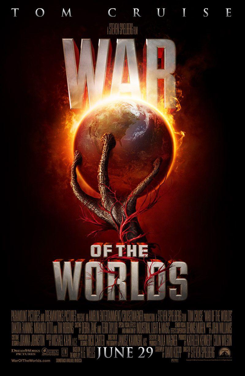 #12 Guerra dos Mundos (2005)