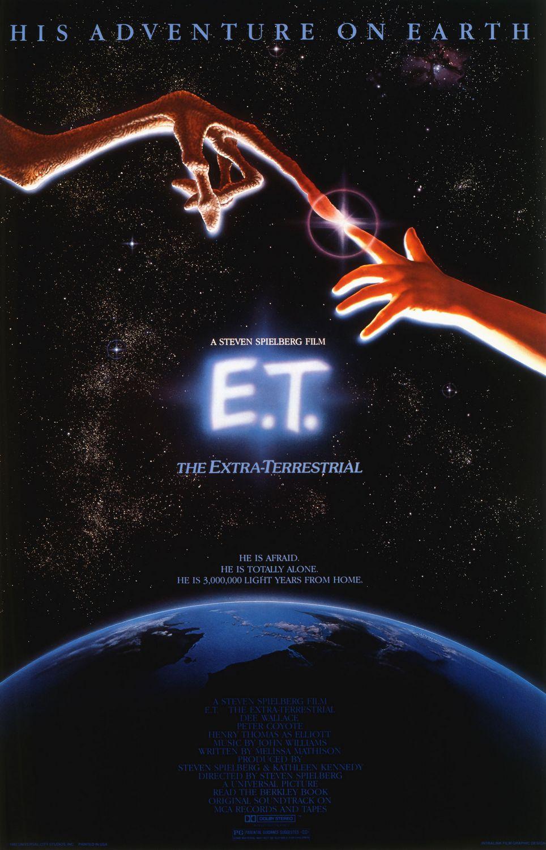 #3 E.T. O Extraterrestre (1982)