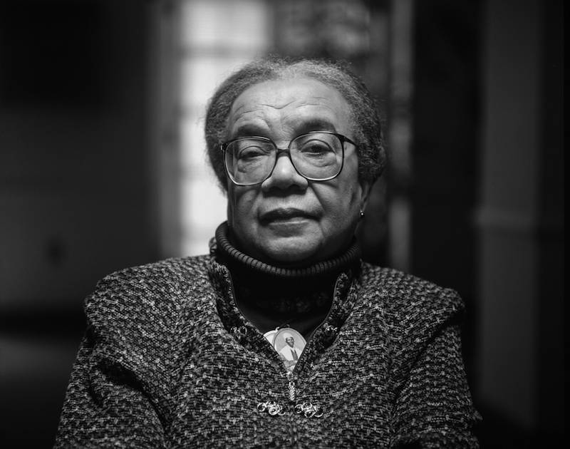 Marian Wright Edelman , King in the Wilderness