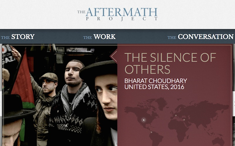 The Aftermath Project
