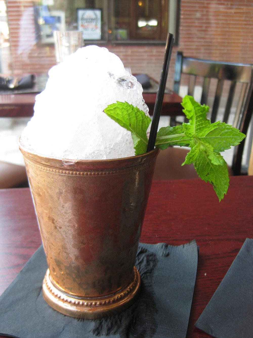 Bee-Sting Julep