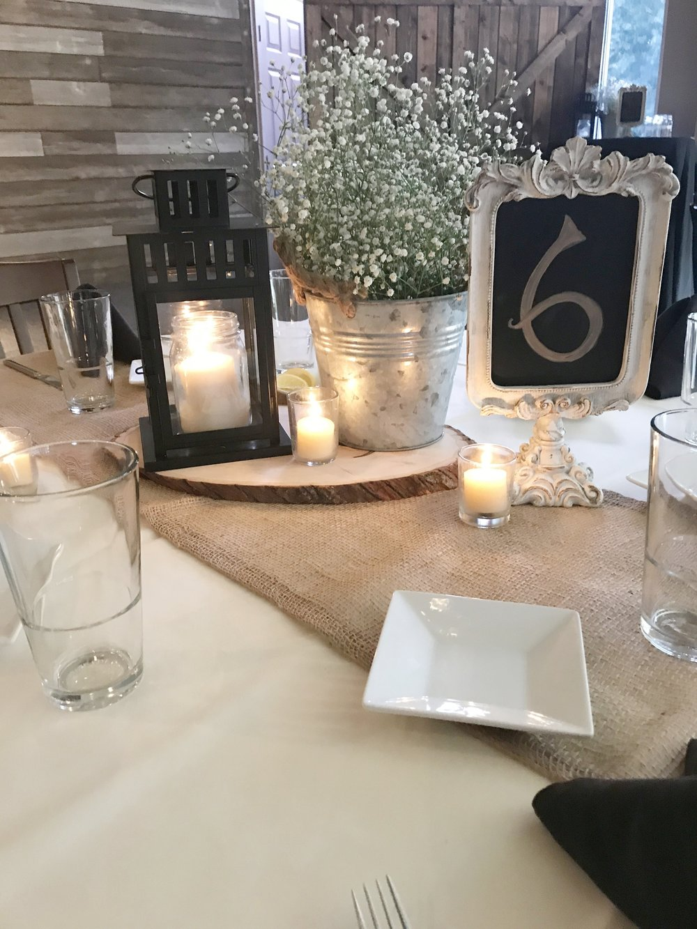 Weddings Getting married?  Plan your wedding events in one of our three private rooms at Houck's. Host your rehearsal dinner, engagement party, or wedding shower in our rustic and convenient location.