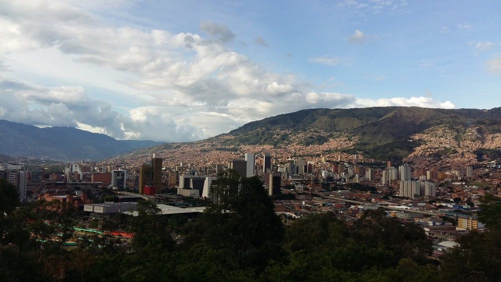 Yoga Internship Program, Medellín, Colombia, South America - teach and work in a yoga studio - travel 3