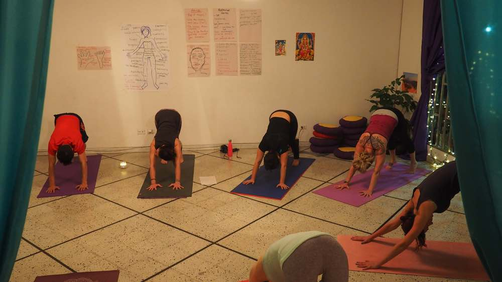 Yoga Internship Program, Medellín, Colombia, South America - teach and work in a yoga studio - photos February 7
