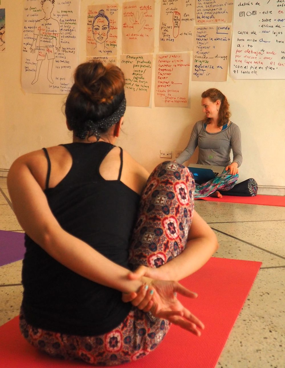 Yoga Internship Program, Medellín, Colombia, South America - teach and work in a yoga studio - spanish language course for yoga teachers photos 30