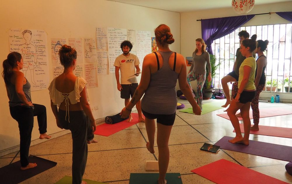 Yoga Internship Program, Medellín, Colombia, South America - teach and work in a yoga studio - spanish language course for yoga teachers photos 36