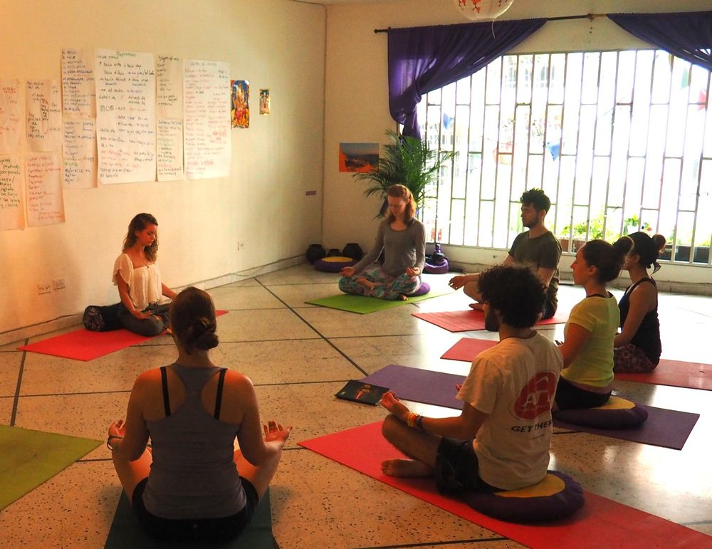 Yoga Internship Program, Medellín, Colombia, South America - teach and work in a yoga studio - spanish language course for yoga teachers photos 40