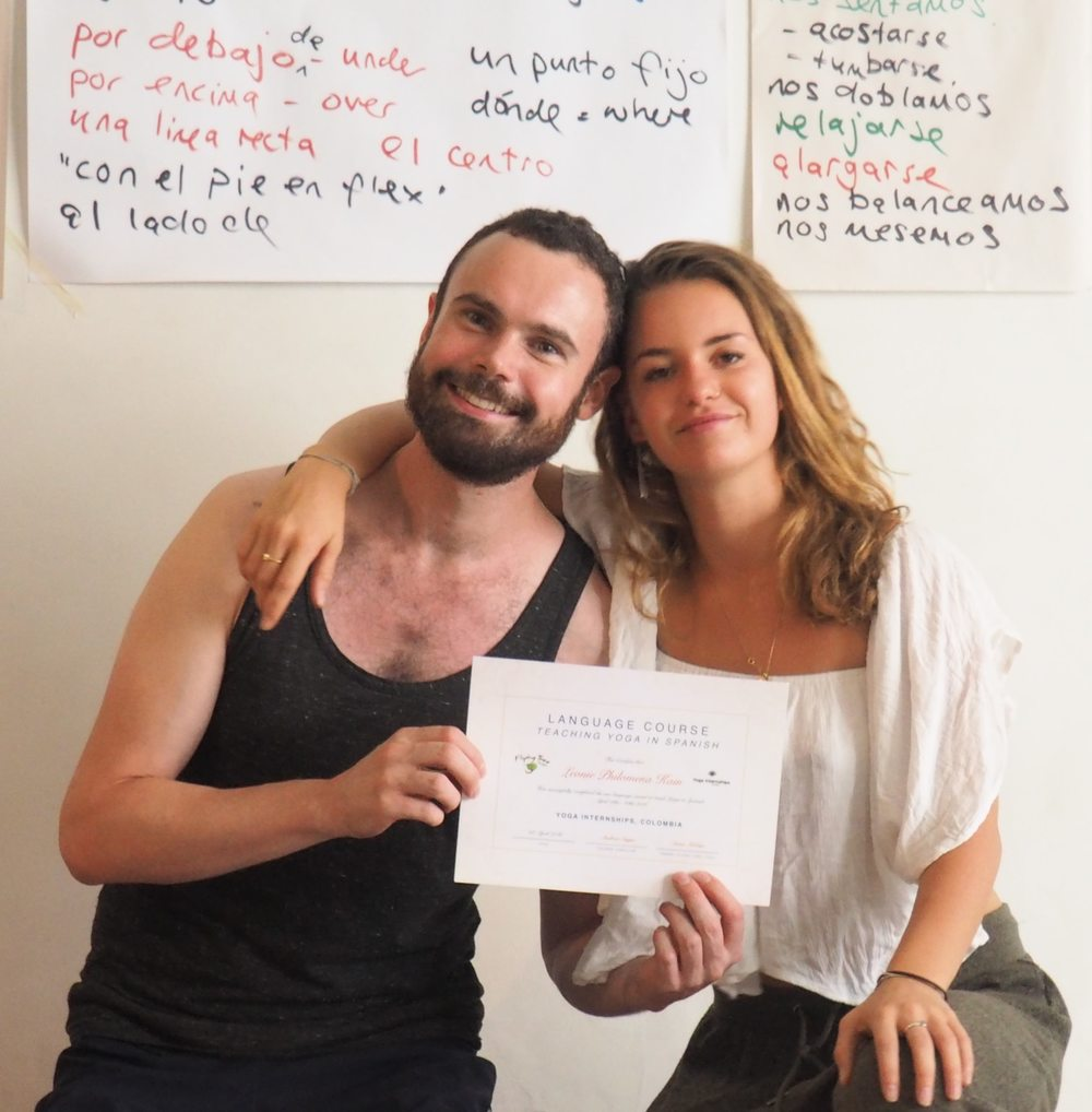 Yoga Internship Program, Medellín, Colombia, South America - teach and work in a yoga studio - spanish language course for yoga teachers photos 43