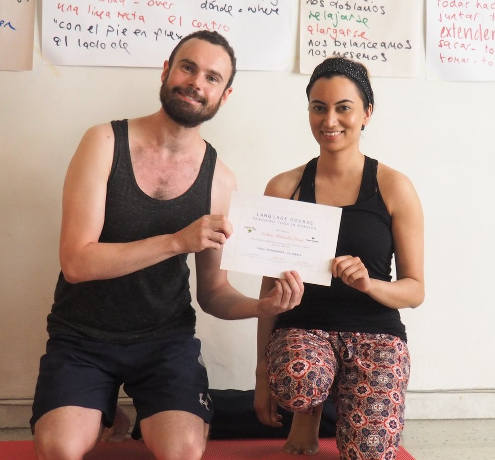 Yoga Internship Program, Medellín, Colombia, South America - teach and work in a yoga studio - spanish language course for yoga teachers photos 44
