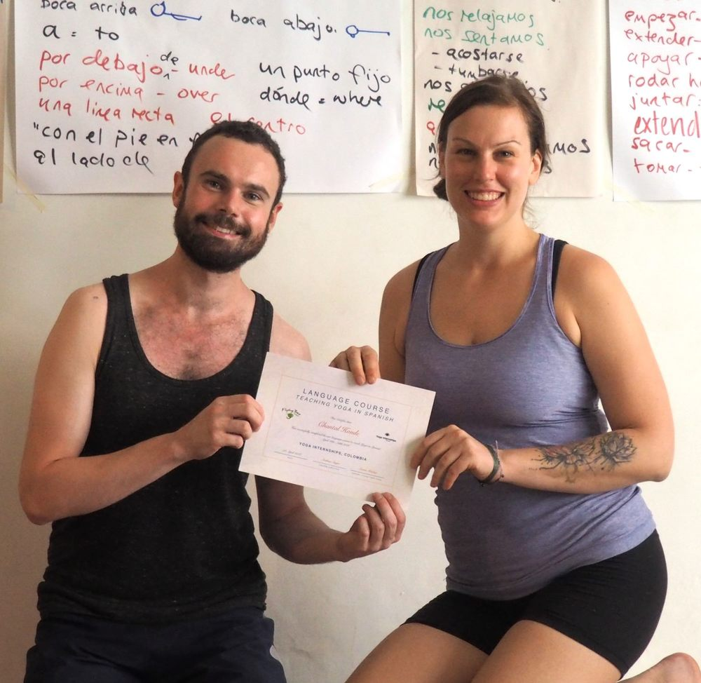 Yoga Internship Program, Medellín, Colombia, South America - teach and work in a yoga studio - spanish language course for yoga teachers photos 45