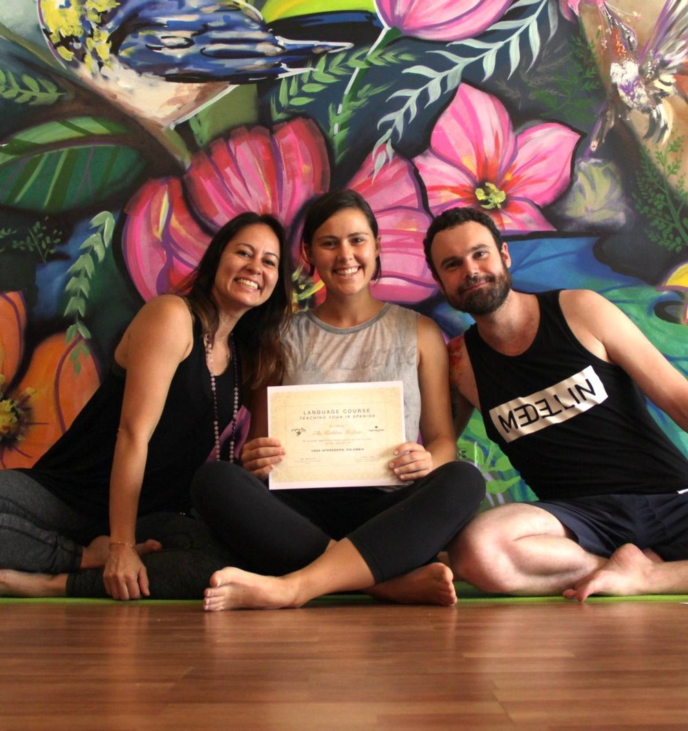 200 hour yoga alliance teacher training Medellin Colombia 2.JPG
