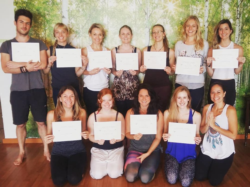 200 hour yoga alliance teacher training Medellin Colombia 3