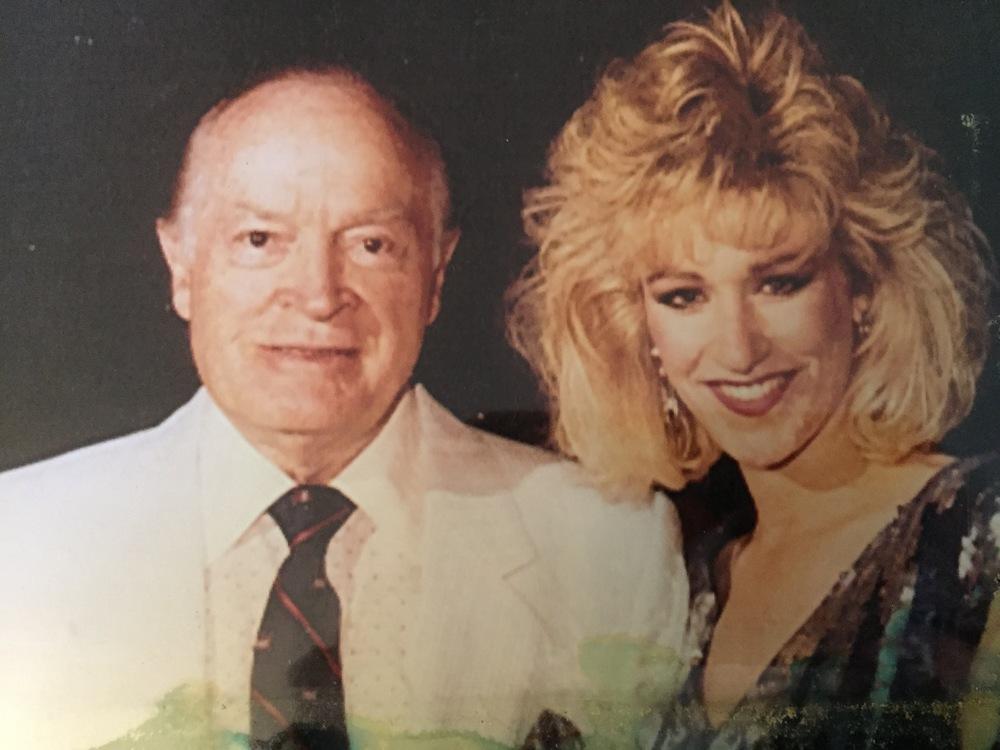 Bobbie and Bob Hope