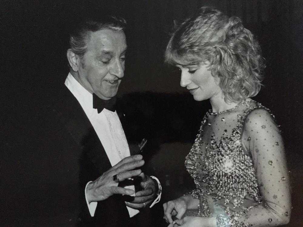 Bobbie and Danny Thomas