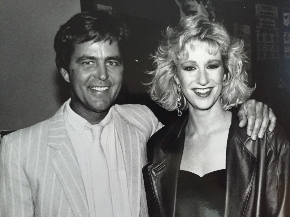 Bobbie and Jim Stafford