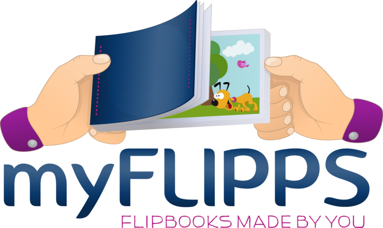 Custom flipbooks made from your video