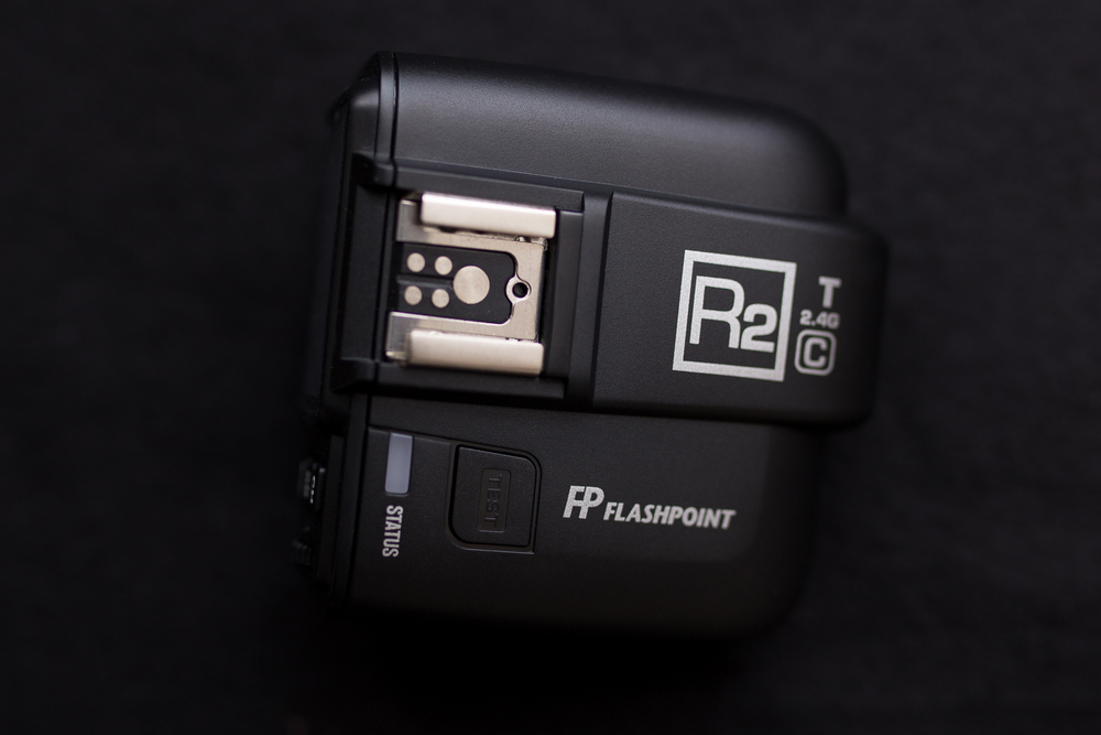 Flashpoint R2 E-TTL Transmitter for Canon Cameras