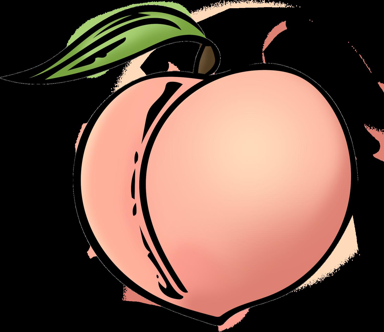 peachy nail spot logo