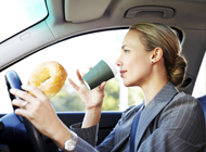 Distracted Driver Awareness Month