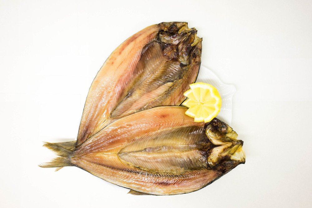 Traditional Oak Smoked Kippers